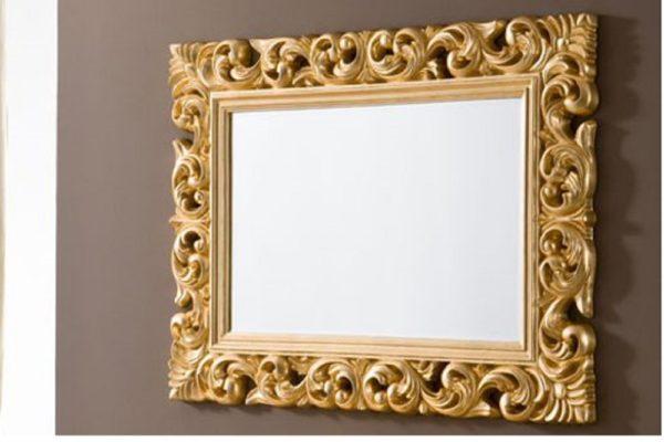 Зеркало PU049 купить в салоне-студии мебели Барселона mnogospalen.ru много спален мебель Италии классические современные