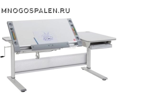 Детская парта Comf-Pro M-9 купить в салоне-студии мебели Барселона mnogospalen.ru много спален мебель Италии классические современные