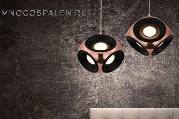 Подвесной светильник  Cratere (ST Luce) купить в салоне-студии мебели Барселона mnogospalen.ru много спален мебель Италии классические современные