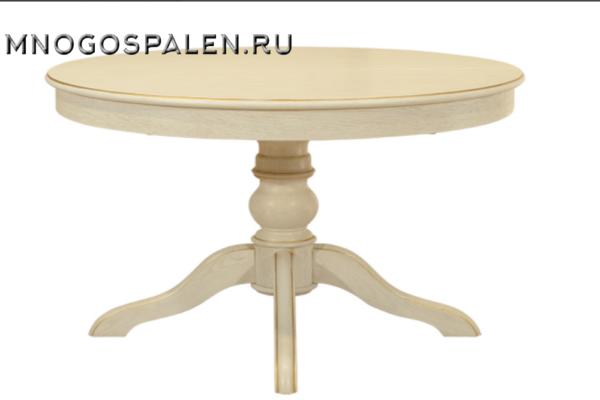 СТОЛ «ЛОТОС» купить в салоне-студии мебели Барселона mnogospalen.ru много спален мебель Италии классические современные