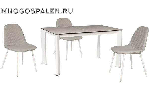 Стол SIMON купить в салоне-студии мебели Барселона mnogospalen.ru много спален мебель Италии классические современные