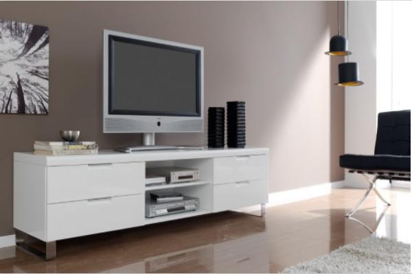 ТВтумба DUPEN TV602 купить в салоне-студии мебели Барселона mnogospalen.ru много спален мебель Италии классические современные