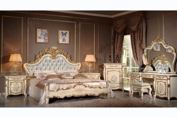 Спальня Монреаль 3910 купить в салоне-студии мебели Барселона mnogospalen.ru много спален мебель Италии классические современные