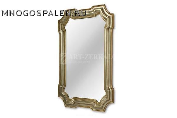 Зеркало в раме Monaco купить в салоне-студии мебели Барселона mnogospalen.ru много спален мебель Италии классические современные