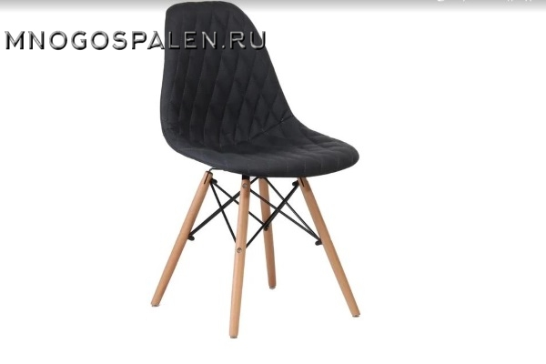 Стул TICO black купить в салоне-студии мебели Барселона mnogospalen.ru много спален мебель Италии классические современные