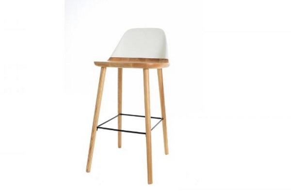 Барный стул BS-S123A купить в салоне-студии мебели Барселона mnogospalen.ru много спален мебель Италии классические современные